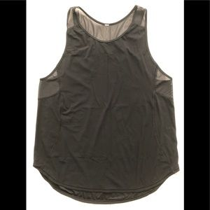 Lulu Lemon Sculpt Tank
